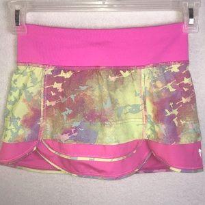Girls Size 10 IVIVVA Tennis Sport Skirt SKORT